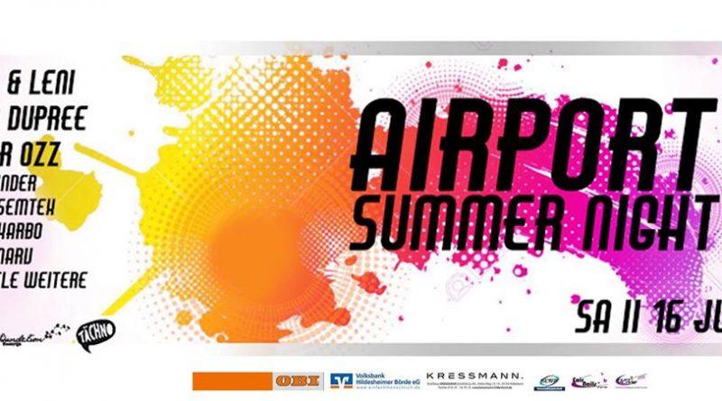 Airport Summer Night – Elektronisches Sommermärchen