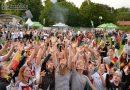 16-07-07 Public Viewing Hohnsen Deutschland – Frankreich