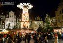 16-11-24 Eröffnung des Hildesheimer Weihnachtsmarktes