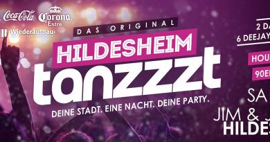 """""""Hildesheim Tanzzzt""""—Die Mega Party auf zwei Tanzflächen im Jim+Jimmy"""