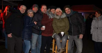 17-02-11 Hüttenparty vor dem Noah