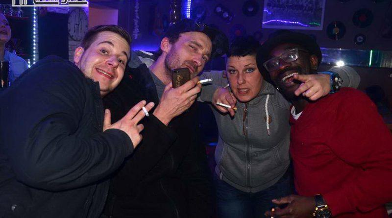 17-03-19 After Show Party in der Bla Bla Bar