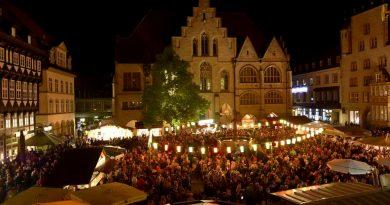17-05-24 Hildesheimer Weinfest am Mittwoch