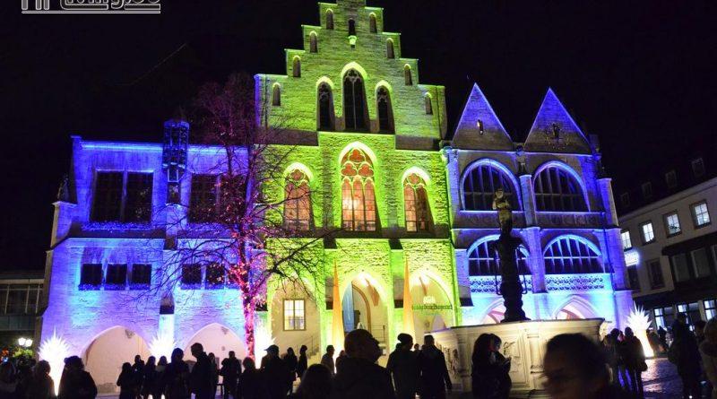 17-10-27 Light Night Shopping in Hildesheim