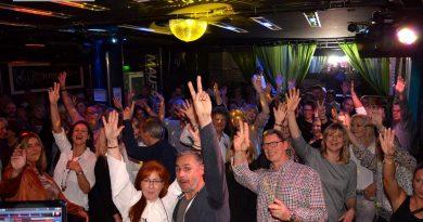 17-11-18 Village – Tilbury Revival Party Part II im Mauerwerk