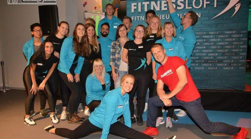 """18-09-29 """"Schlag den Pocher"""" im FitnessLoft Hildesheim"""